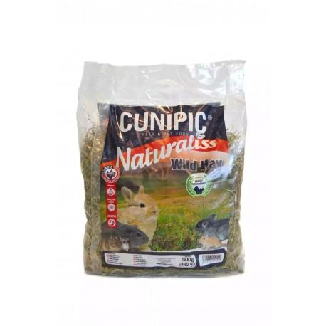 Heno Ecológico Cunipic Naturaliss Wild  Hay