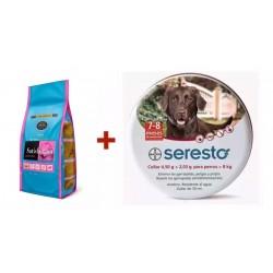 Satisfaction Puppy Maxi + Seresto 70cm