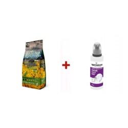 Satisfaction Mantenimiento Sin Grano +  Perfume de Talco Baby Specialcan