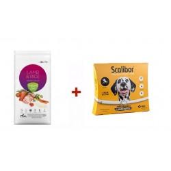 Natura Diet Lamb  & Rice + Scalibor 65 y 48cm