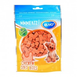 Snacks Chicken soft bites Duvo+