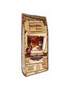 Natural Greatness Receta Pavo